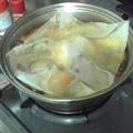 Photos: 豚の角煮作った。夫がですが