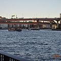 Photos: 両国橋と屋形船DSC_1115