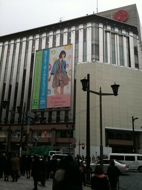 iPhone版街角激写中央区銀座@IMG_0356