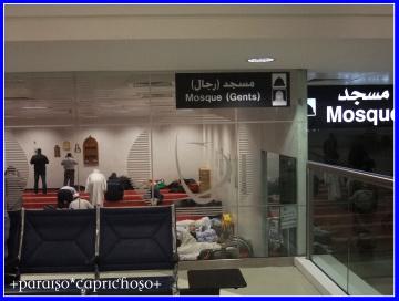 空港MOSQUE