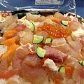 Photos: 津市高茶屋のニューウオジョウさん(F1マート内)の「海鮮バラちらし...