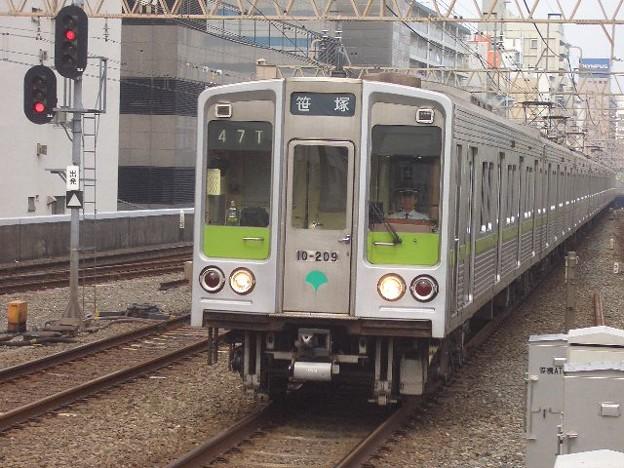 都営新宿線 普通笹塚行 CIMG7287
