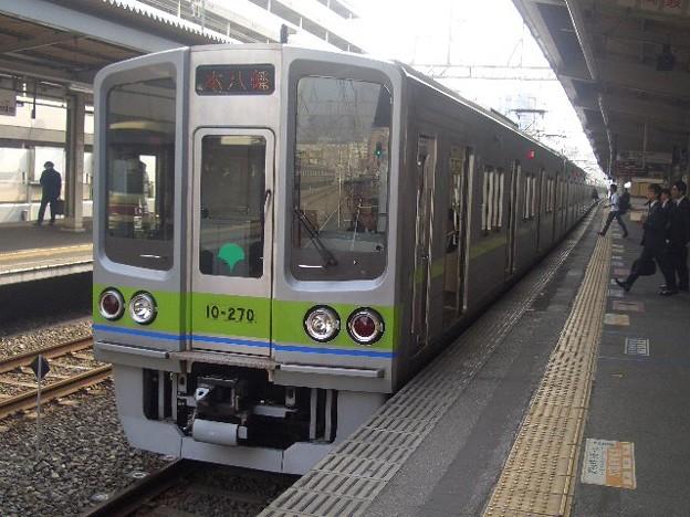 都営新宿線 普通本八幡行 CIMG7320