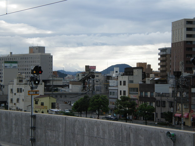 Photos: 廃線跡