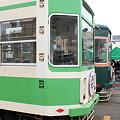 Photos: 荒川線7500形 7512・7511