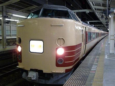 091222-往路 浜松駅停車中 (1)