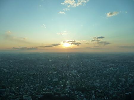 100310-富士山と夕陽 (36)