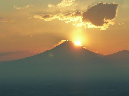 100310-富士山と夕陽 (72)