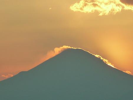 100310-富士山と夕陽 (84)