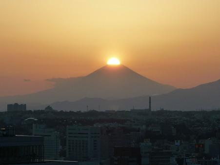 100311-富士山と夕陽 (33)