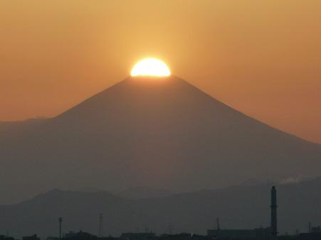100311-富士山と夕陽 (34)