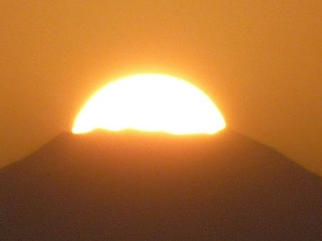 100311-富士山と夕陽 (35)