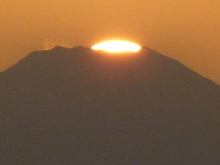 100311-富士山と夕陽 (41)