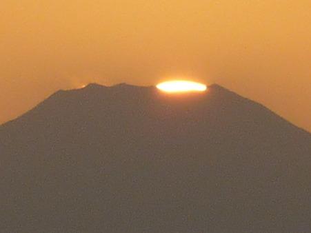 100311-富士山と夕陽 (42)