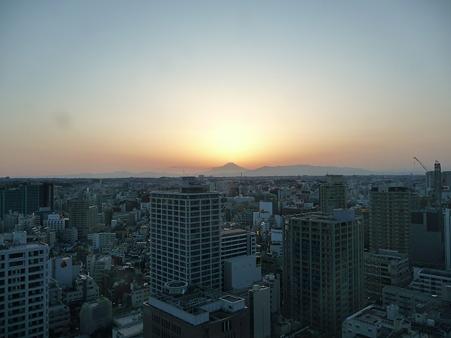 100311-富士山と夕陽 (46)