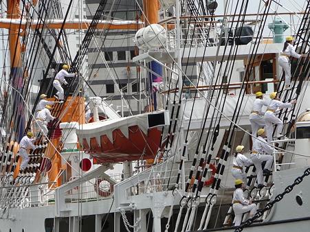 100429-日本丸 総帆展帆-20