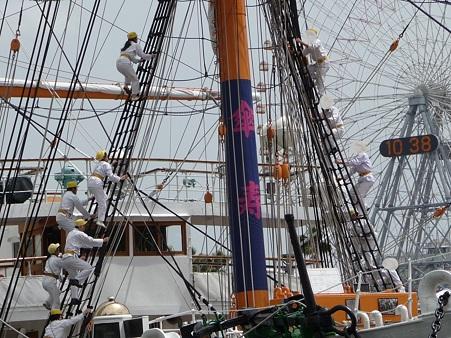 100429-日本丸 総帆展帆-21