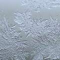 ice of the window