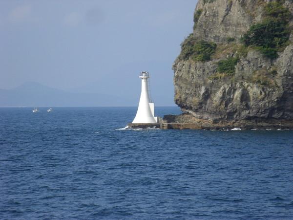 牛ヶ首灯台