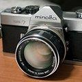 Photos: MINOLTA New SR-7