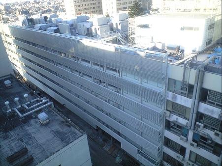 東京工業大学 大岡山南1号館 改修後