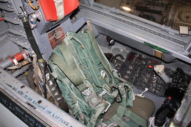 F-104J 射出座席