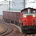 2082レ DD51 1045+コキ
