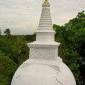 Photos: 白い仏塔