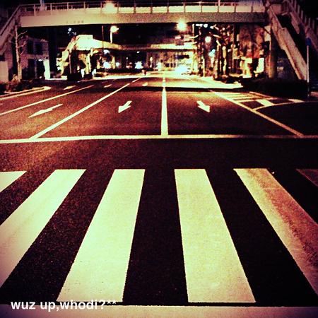似非Abbey Road。