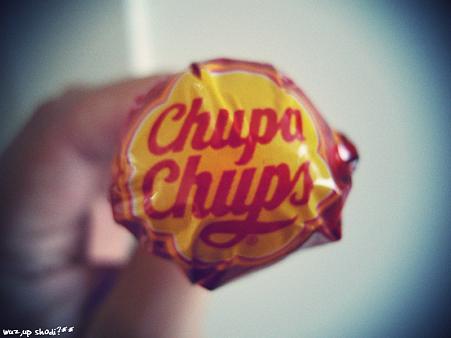 ChupaChups。
