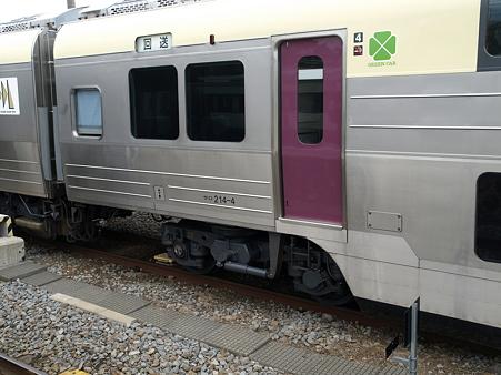 215系(小淵沢駅)