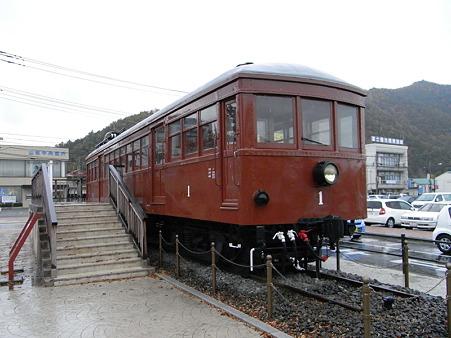 モ1号(河口湖駅)5