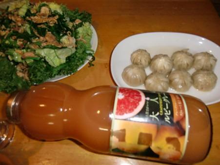 2011.1.30 昼食1