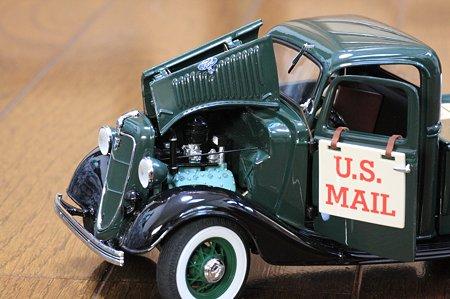 2009.12 1935 U.S.MALL TRUCK エンジン