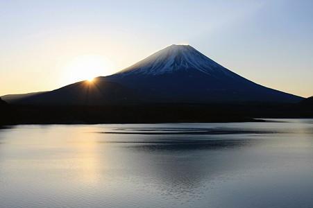 2010.01.02 本栖湖 富士山