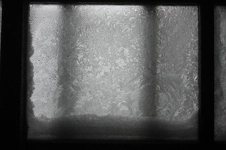 2010.01.16 鶴の湯 黒湯 窓