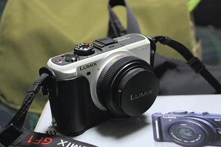 2010.01.29 新兵器調達 LumixGF1