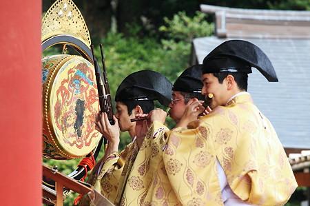 2010.03.05 鎌倉 八幡宮 伶人神楽歌