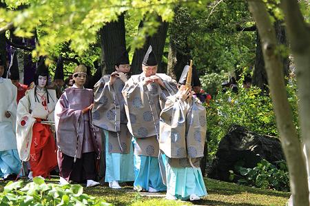 2010.04.29 城南宮 曲水の宴