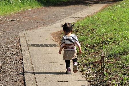 2011.05.21 追分市民の森 姫 朝散歩