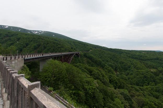 アーチの架け橋