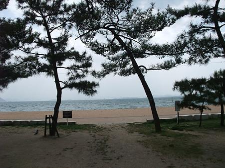 2010年4月30日渋川海岸