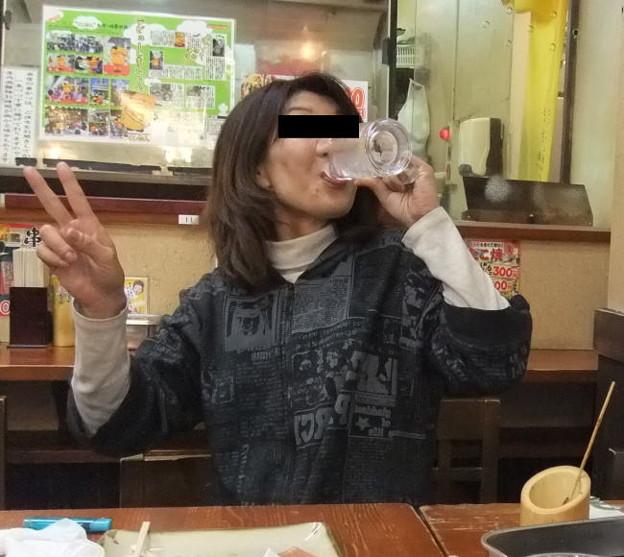 Photos: 指名手配中