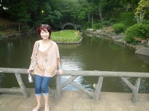 2011年48歳有栖川公園