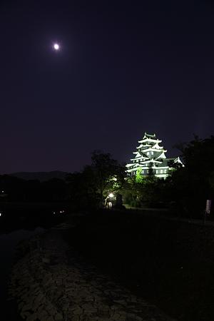 岡山城ライトアップ - 5