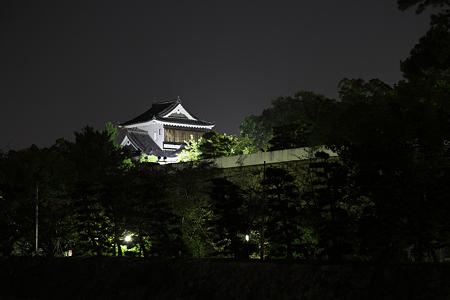 岡山城ライトアップ - 6
