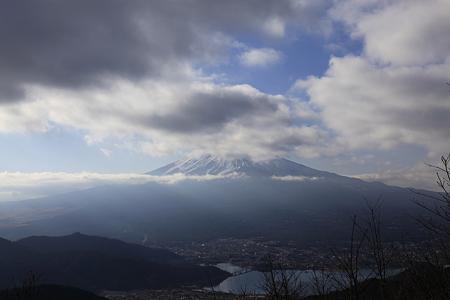 御坂峠近辺からの眺望 - 03