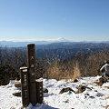 100116-31大岳山・馬頭刈尾根 山頂