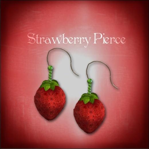 [ Love Soul ] Pierce*Strawberry*