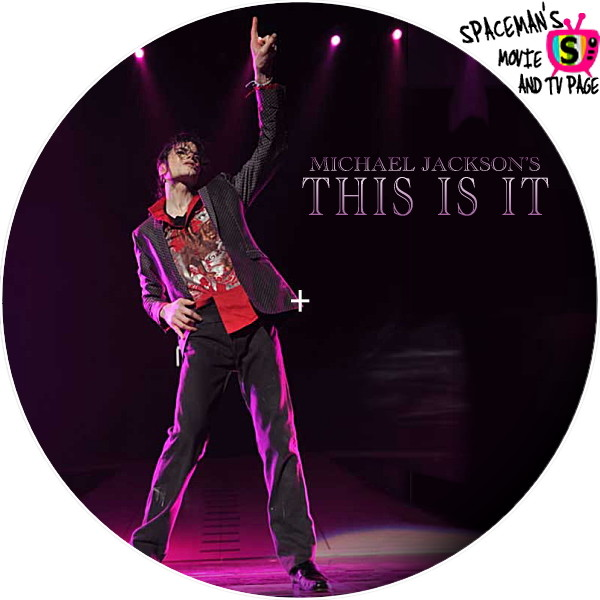 「MICHAEL JACKSON'S THIS IS IT」 Label